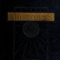 Image of 1926 Milestones