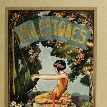 Image of 1923 Milestones Cover