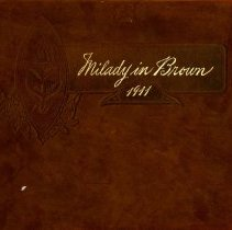 Image of 1911 Milady in Brown