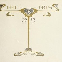 Image of 1913 Iris Cover