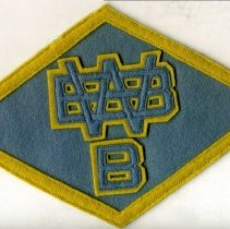 Image of 2012.242 - Patch