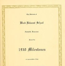 Image of 2012.507 - Yearbook