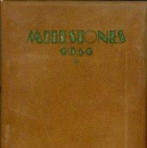 Image of Milestones 1934