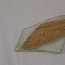 Image of 2008.56.1 - Glass Fragment