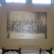 Image of 2009.110.1 - World's Champions, 1900.