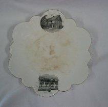 Image of 2009.461.1 - Plate, Commemorative