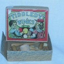 Image of 2009.46.1 - Tiddlywinks