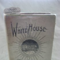 Image of 2009.673.1 - White House Cook Book