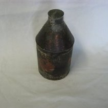 Image of 2009.712.1 - Canister, Food-storage