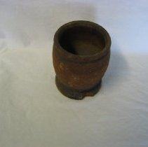 Image of 2009.736.1 - Mortar