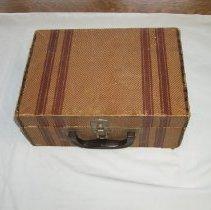 Image of 2009.836.1 - Case, Needlework
