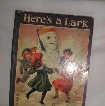 Image of 2009.6.1 - Here's a Lark: In Prose and Verse
