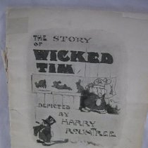 Image of 2009.65.1 - The Story of Wicked Tim