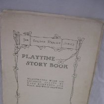 Image of 2009.66.1 - Playtime Story Book