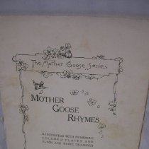 Image of 2009.68.1 - Mother Goose Rhymes
