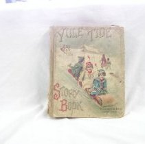 Image of 2009.9.1 - Yule Tide Story Book