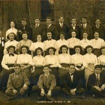 Image of 2011.6.1 - Hudson High School Class of 1910