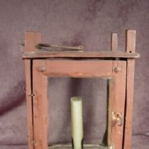 Image of 1939.009.9 - Lantern, Candle