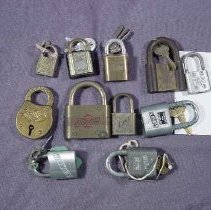 Image of 2003.016.56  Unclassified lock