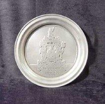 Image of 2004.016 - Plate, Commemorative