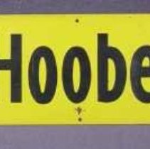 Image of 2005.005.1 - Sign