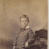 Image of A-18-01-43 - Willson Family Album 1