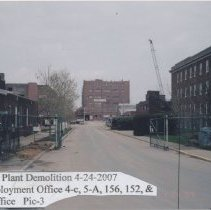 Image of A-51-01-201 - Armstrong Floor Plant Demolition Album