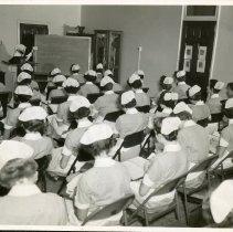 Image of SJ-02-01-24 - St. Joseph's School of Nursing Photograph Collection