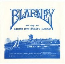 "Image of Blarney - ""Sailing Into Bailey's Harbor,"" Record Sleeve"