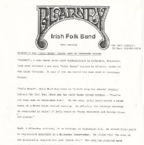 Image of Blarney - News Release