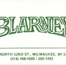 Image of Blarney - Business Card