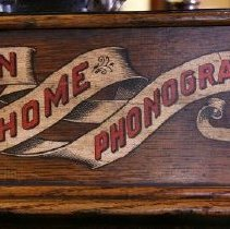 Image of Edison Home Phonograph - Phonograph