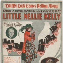 Image of 'Till My Luck Comes Rolling Along - Sheet Music, Small Format