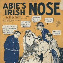 Image of Abie's Irish Nose - Sheet Music, Small Format