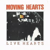 Image of  Live Hearts - Moving Hearts