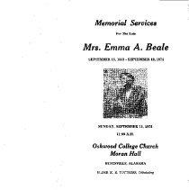 Image of 15-Bea-045 - Program
