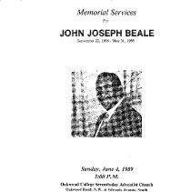 Image of John Joseph Beale