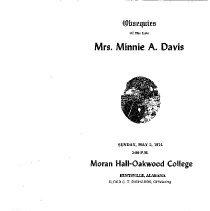 Image of 15-DAV-050 - Program