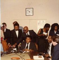 Image of Muhammad Ali.