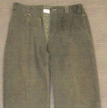 Image of German Army Trousers - Trousers, German