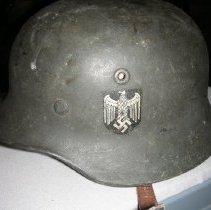 Image of German Army Helmet - Helmet, German