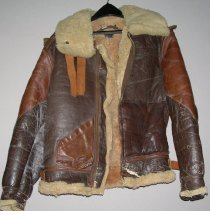 Image of Flight Jacket - Jacket, Leather