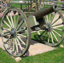 Image of Napoleon Field Gun - Cannon, SN 1216