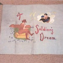 Image of A Soldiers Dream - Pillowcase