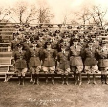 Image of Soldiers -- 1935 - Photograph, Soldiers 1935