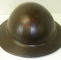 Image of Doughboy Helmet - Helmet, WWI