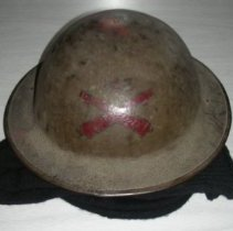 Image of Trench Helmet with Liner - Helmet, USA, M1917