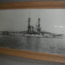 Image of USS Utah - Photograph, USS Utah
