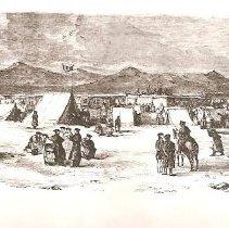 Image of Fort Bridger - Photograph, Ft Bridger