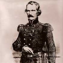 Image of Albert Sidney Johnston Portrait - Photograph, Johnston